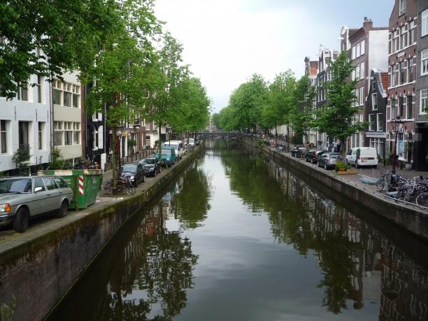 Pár óra Amszterdamban