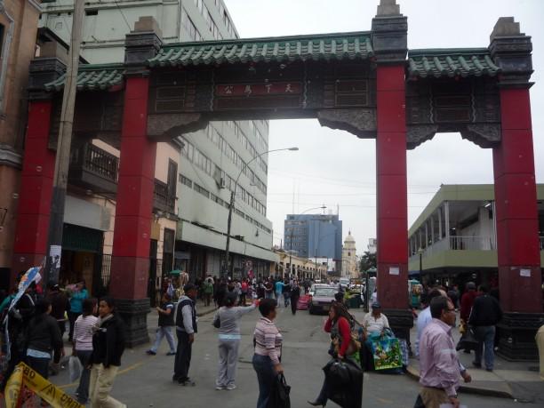 Kínai negyed