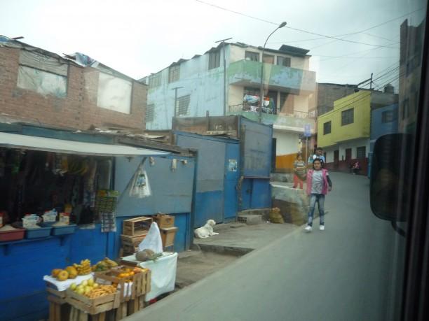 Gyomornegyed Lima határában