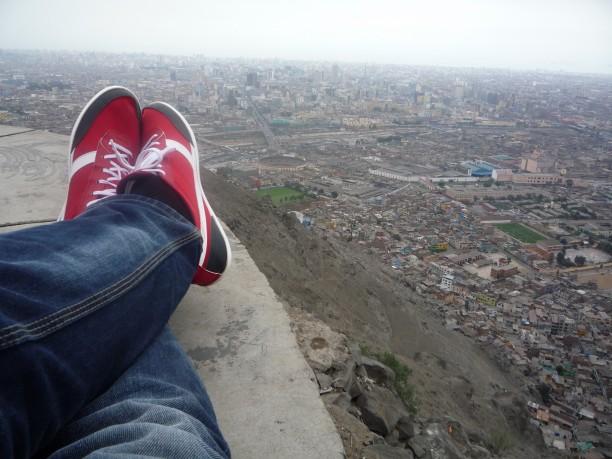 Lima fentről