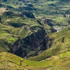 Colca-kanyon és Cruz del Condor