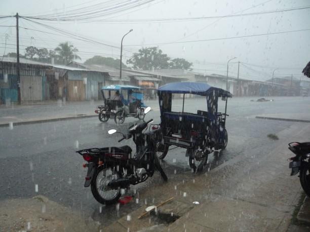Mintha csak az esős évszakban lettem volna..