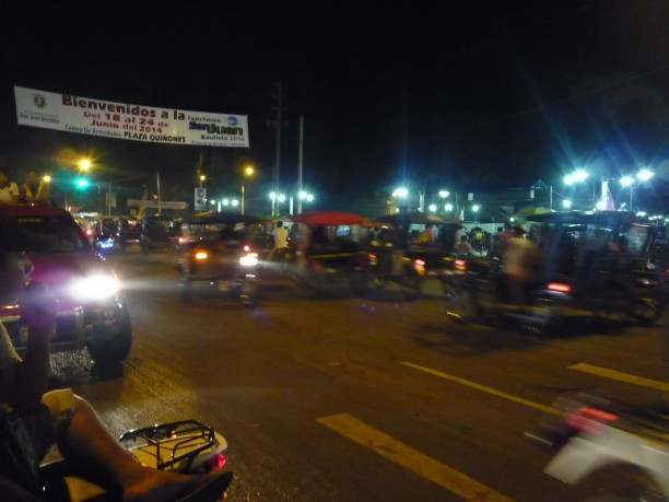 Iquitosi forgalom