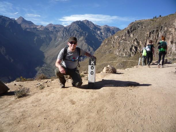 Colca-kanyon (Perú)