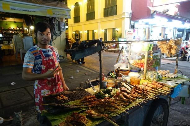 Street food a'la Bangkok