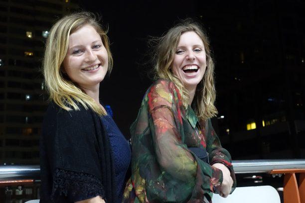 Magyar lányok terjesztik a jóhirünket
