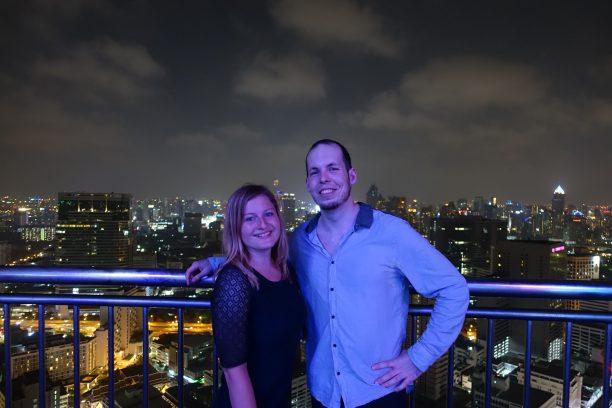 Dórival Bangkok tetején