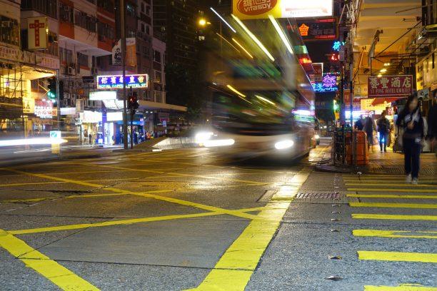 Hongkong, az egykori brit gyarmat