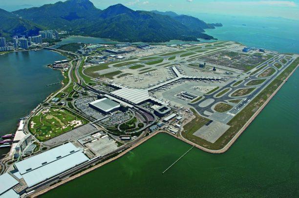A hongkongi reptér (forrás: travelobservers.com)