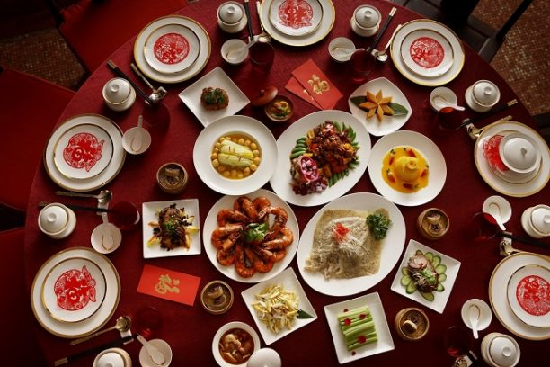 Modern kínai teríték (forrás: https://www.emaze.com/@AZWIOILL/chinese-food-culture-copy1)