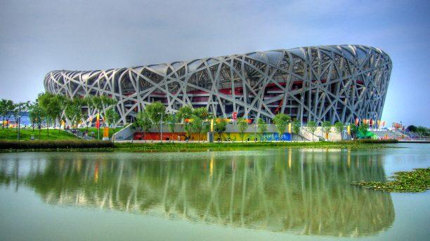 Pekingi Olimpiai Stadion (forrás: flickrs/jonparry)